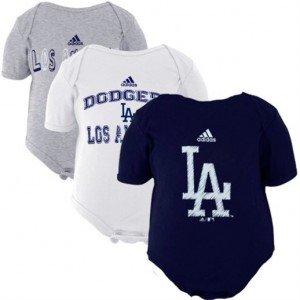 LA Dodgers, Lakers, Kings, Clippers Onesie, Baby Apparel ...