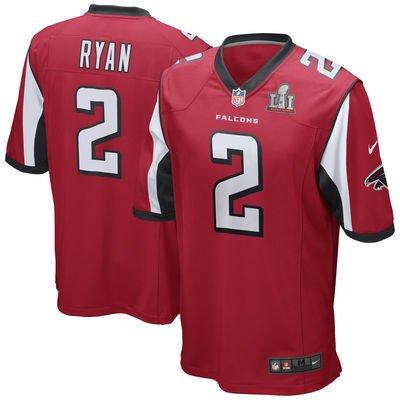 Kids Atlanta Falcons Super Bowl Li Jerseys, Tee 2T, 3T, 4T, XS, S ...